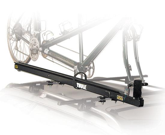 Thule porte-vélos tandem pivotant: T558p