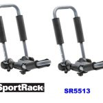 SPORTRACK: SUPPORT À KAYAK EN J REPLIABLE (SR5513)-0