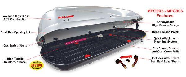 MALONE CARGO 16 (MPG901)-2511
